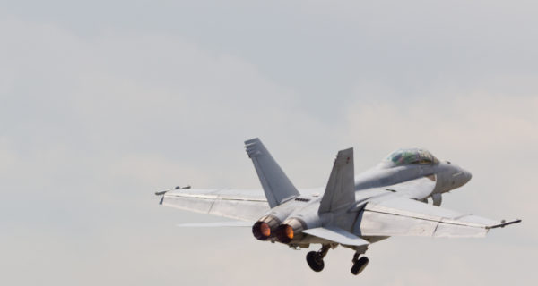 Peraton Awarded $30M CF-18 Avionics Optimized Weapon System Support Contract Extension