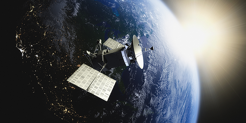 Organize the data coming back from satellites
