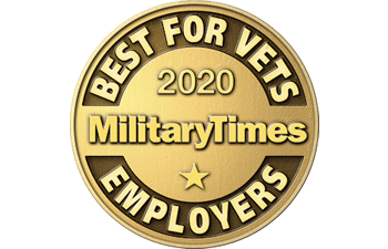 Military Times: Best For Vets Employers