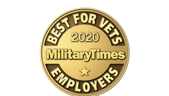 Peraton Named 'Best For Vets' Employer by Military Times