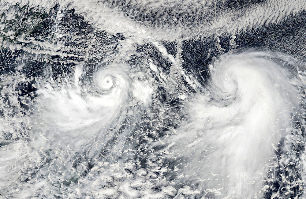 Peraton Works to Improve Access to Open Source Geospatial Weather Data