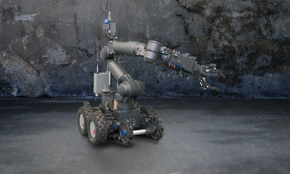Andros™ Spartan Unmanned Ground Vehicle (UGV) System
