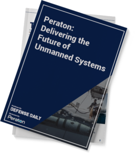 Peraton: Delivering the Future of Unmanned Systems